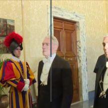 Susret Pape i Erdogana (Video: Vijesti Nove TV u 14)