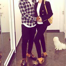 Junior i Marta Fernandes (FOTO: Instagram)