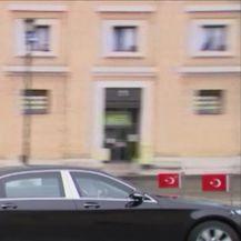 Turski predsjednik u Vatikanu (Video: Vijesti u 17h)