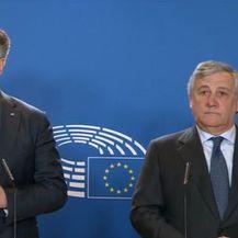 Andrej Plenković i Antonio Tajani (Foto: Dnevnik.hr)