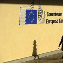 Zgrada Europske komisije (Foto: AFP)
