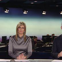 Katarina Alvir uživo o posjetu Andreja Plenkovića Europskom parlamentu (Video: Dnevnik Nove TV))