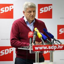 Zlatko Komadina (Foto: Jurica Galoic/PIXSELL)