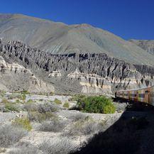 Tren a las Nubes u Argentini - 4