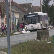 Paraliziran život u Osječko-baranjskoj županiji (Foto: Dnevnik.hr) - 2