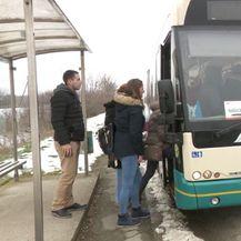 Paraliziran život u Osječko-baranjskoj županiji (Foto: Dnevnik.hr) - 3