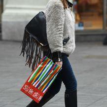 Street style dama iz Zagreba s torbom \'varalicom\' - 1