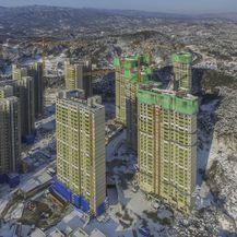 U Pjongčangu se puno toga moralo izgraditi