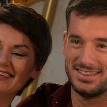 Josip i Suzana Kotlar u Ženim sina (Video: IN magazin)