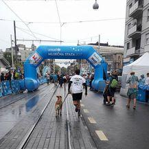 Zumba je lani u Zagrebu istrčala utrku Mliječna staza