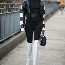 Crno-bijelo je ziheraška kombinacija koja nikad ne izlazi iz mode