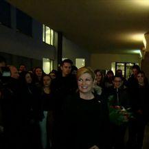 Susret Vučića i Mitropolita Porfitrija (Video: Dnevnik Nove TV)