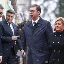 Posjet Vučića Hrvatskoj (Foto: PIXSELL/Dnevnik.hr)