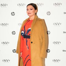 Nina Badrić na modnoj reviji eNVy room - 3