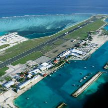 Aerodrom u Indijskom oceanu