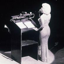 Marilyn u Madison Square Gardenu 1962. godine