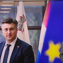 Premijer u Bruxellesu o posjetu Vučića (Video: Vijesti u 17h)