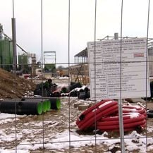 Asfaltna baza brine mještane Donje Lomnice (Foto: Dnevnik.hr) - 1