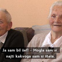 Marija i Đuro Kalšan slave 67 godina braka (Foto: InMagazin)