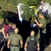 Uhićenje napadača u Floridi (Video: Reuters)