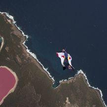 Ružičasto jezero u Australiji - 2