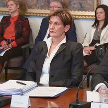 Martina Dalić i Ante Ramljak (Foto: Dnevnik.hr)