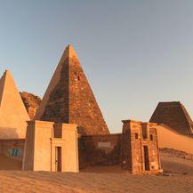 Sudanske piramide - 5