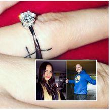 Zaručio se Marin Ivanović Stoka (FOTO: Facebook/Instagram)