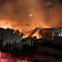 Požar u Rijeci (Foto: Dnevnik.hr)