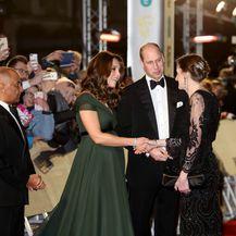 Catherine Middleton i princ William