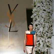 Slavna Mondrianova haljina