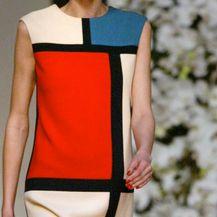 Mondrianova haljina - 2