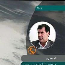 Iran pronašao ostatke srušenog zrakoplova koji je udario u vrh planine (Video: Reuters/APTN)