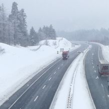 Očišćena autocesta (Foto: Marko Balen)
