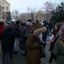 Prosvjed - Sveučilište može bolje (Foto: Dnevnik.hr) - 1