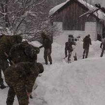 Hrvatska u kolapsu zbog vremena (Video: Dnevnik Nove TV)