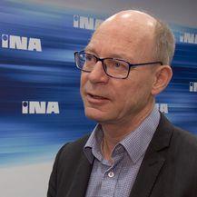 Bengt Oldsberg, operativni direktor za rafinerije i marketing (Foto: Dnevnik.hr)