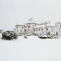 Zimska idila (VIDEO: Dnevnik.hr)