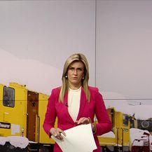 HŽ infrastruktura demantira Sindikat strojovođa (Video: Vijesti u 17h)
