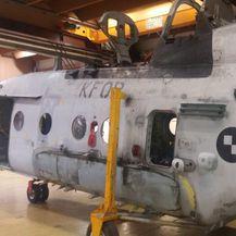 Napokon počeo remont vojnih helikoptera (Dnevnik.hr) - 2