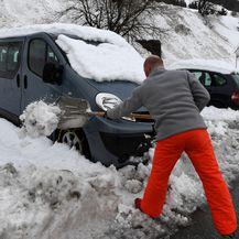 Zima u Europi (Foto: AFP)