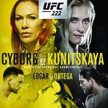 UFC 222: Cris Cyborg vs. Yana Kunitskaya