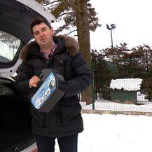 Vožnja zimi - sporija i mirnija (Foto: Dnevnik.hr) - 2