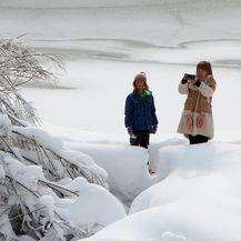 Plitvička jezera pod snijegom - 12