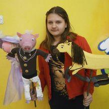 Anita Šojat i projekt \'Lektirna čajanka\' - 2