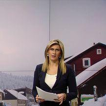 Prve posljedice velikih količina snijega (Video: Vijesti u 17h)