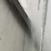 Posljedice snježnih nanosa (Video: Dnevnik Nove TV)