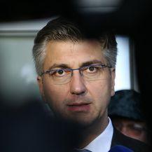 Premijer Andrej Plenković (Foto: Ivo Cagalj/PIXSELL)