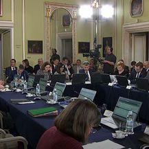 Sjednica Vlade u Dubrovniku (Foto: Dnevnik.hr)