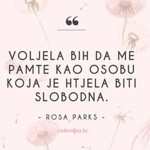 Citati Rose Parks - 1
